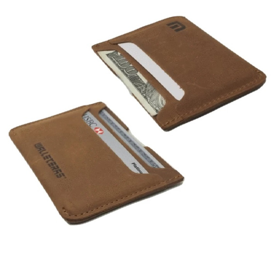 Credit Card Wallet – The Safe And Stylish Way To Carry Credit Card