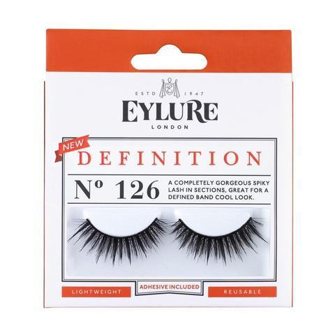 Add Depth & Definition To Your Eyes With Eylure Definition Lashes