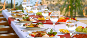 veg caterers in Hyderabad