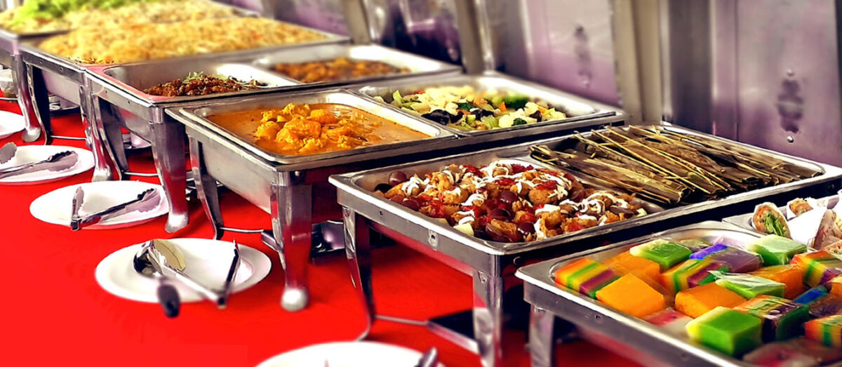 Hosting memorable events with a professional catering service