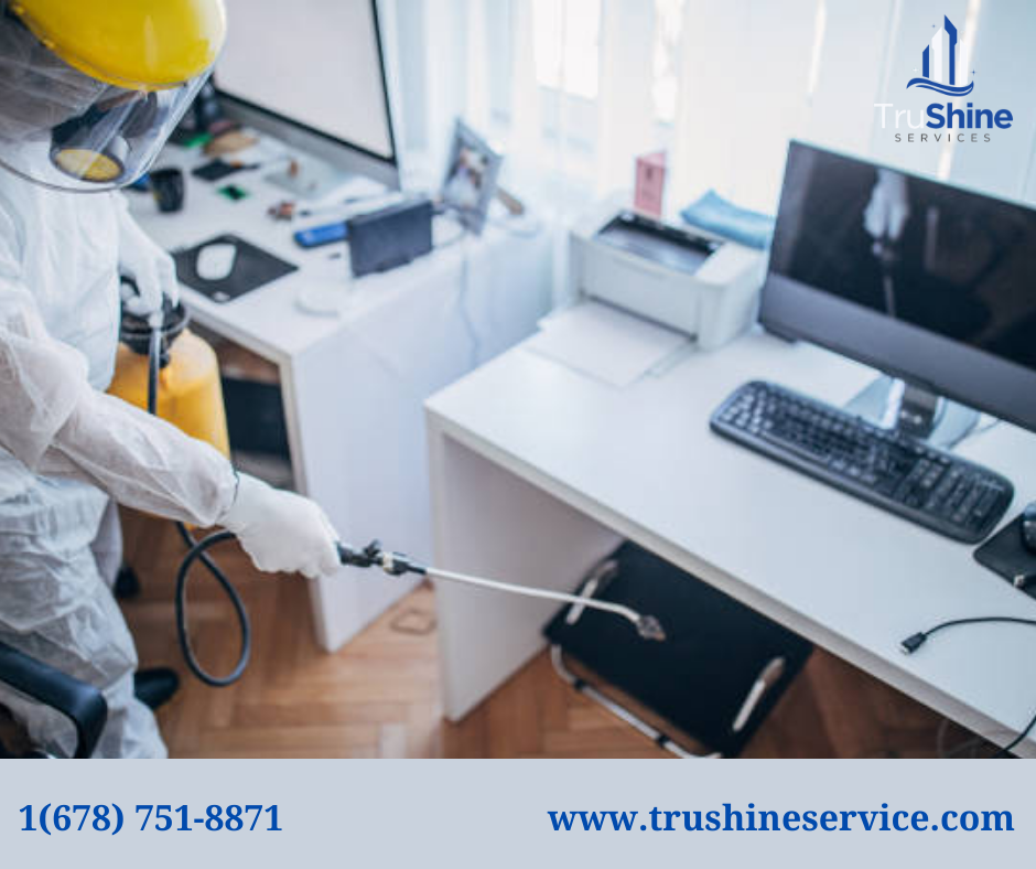 Why specialized office cleaning service is vital for business success?
