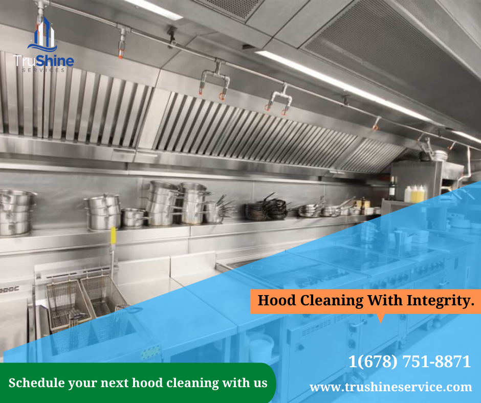 The quick guide for commercial grease hood cleaning in Atlanta