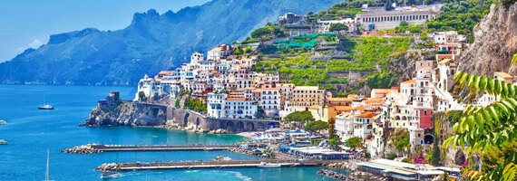 Rome to Positano private transfer is safe & comfortable for voyages